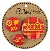 BUTTONS-CHI OMEGA