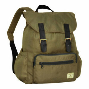 Image For BACKPACK-DRAWSTRING OLIVE