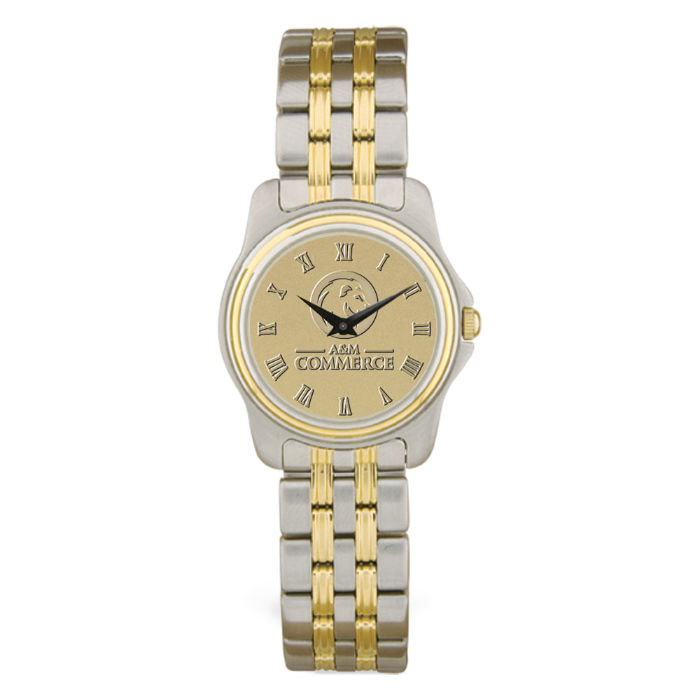 Image For Ladies' Two Tone Wristwatch