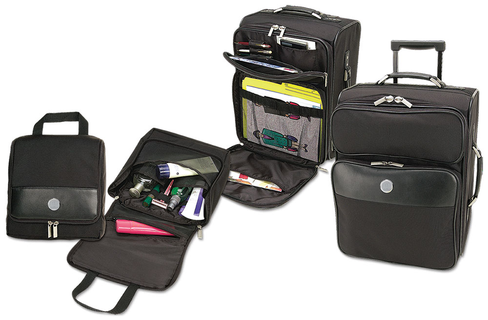 Image For 2 Piece Luggage Set