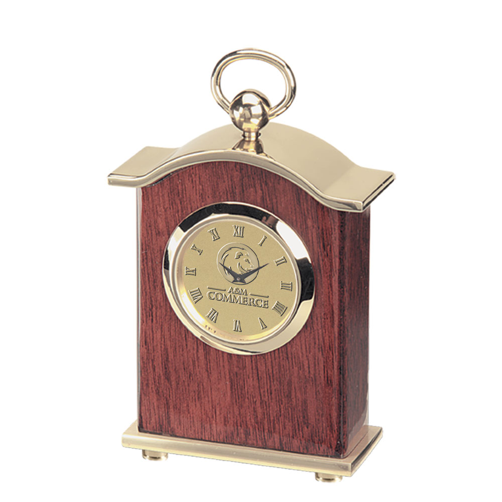 Image For CARRIAGE DESK CLOCK