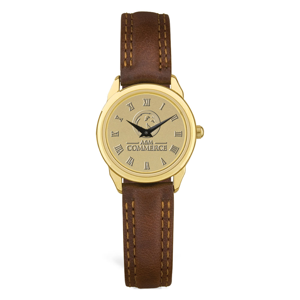Image For Ladies' Leather Wristwatch