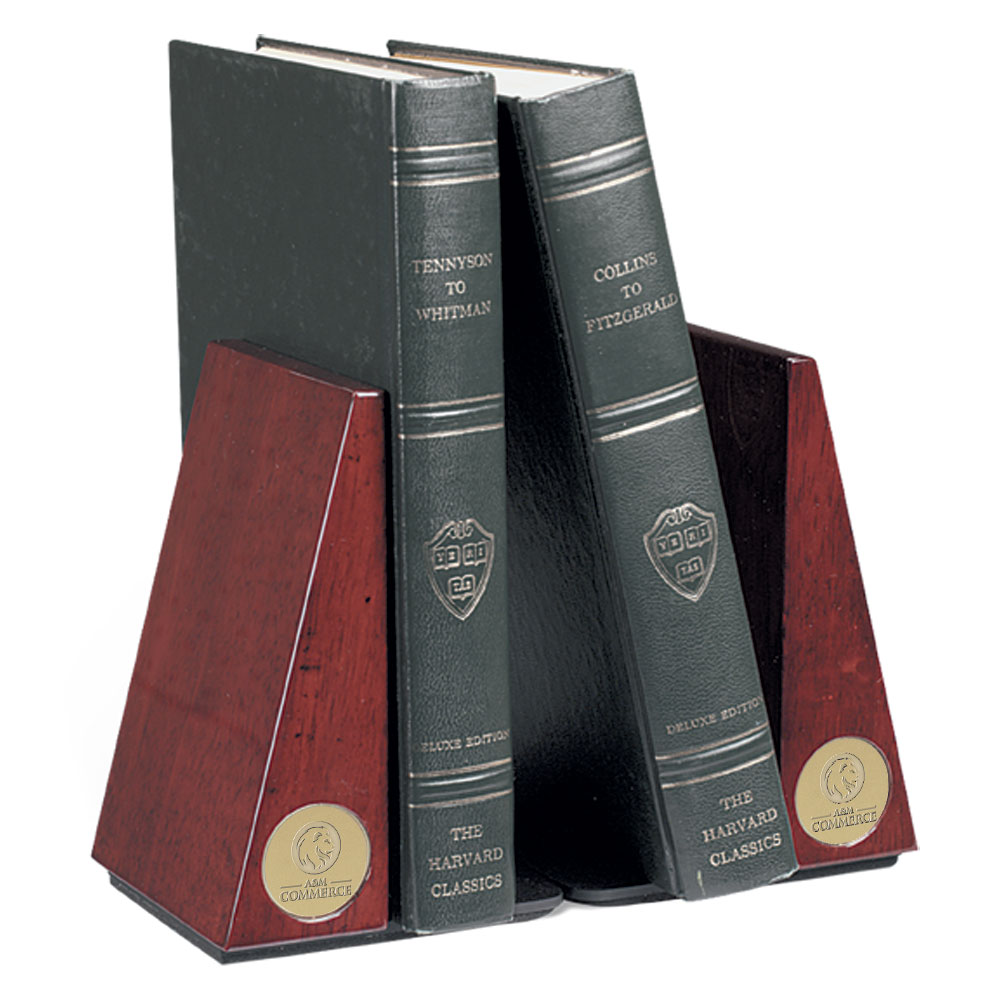 Image For ROSEWOOD BOOKENDS