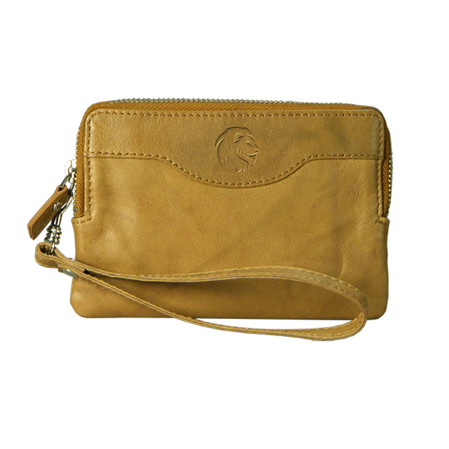 Image For Leather Clutch