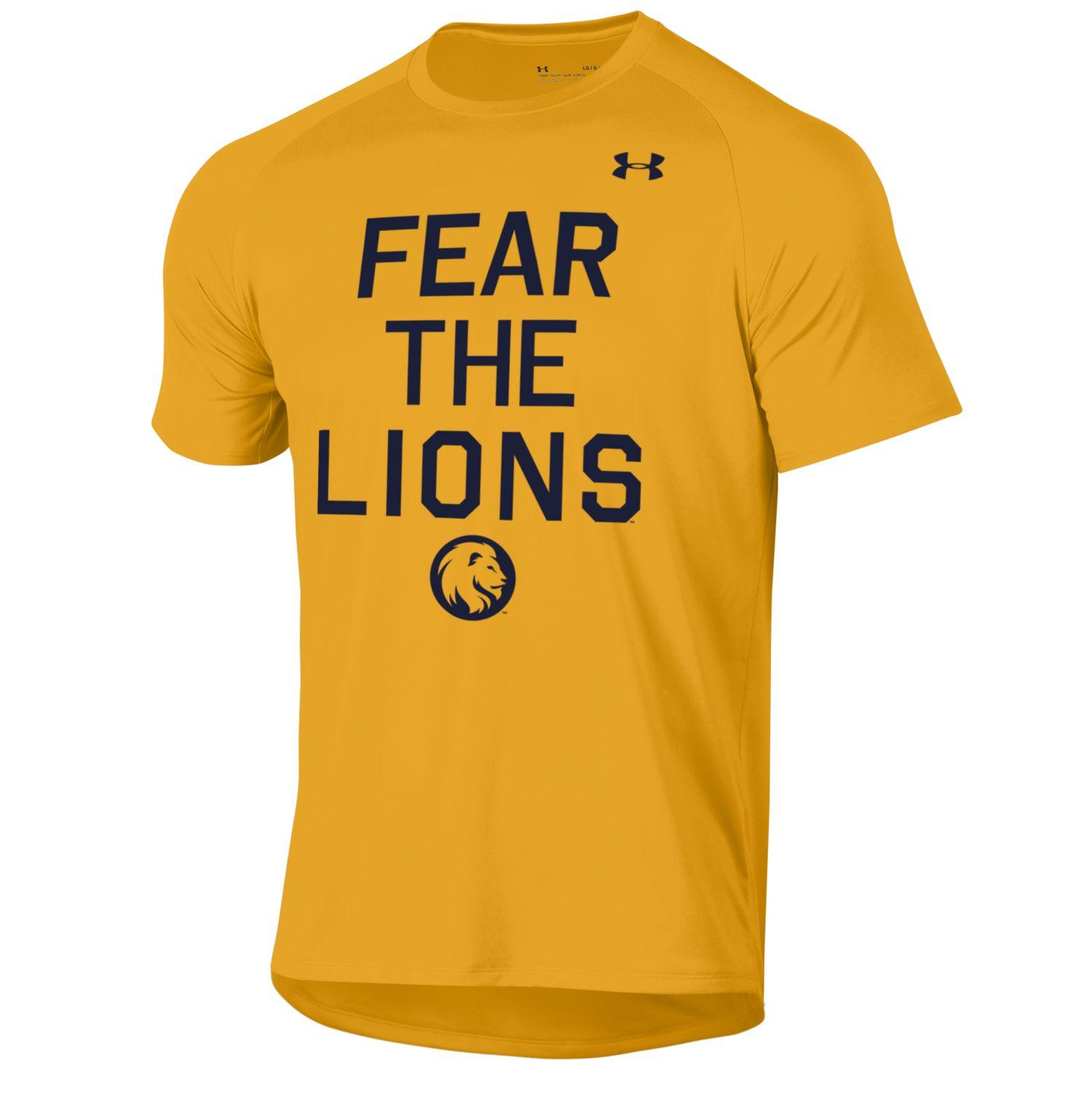 Image For Fear the Lions Tee