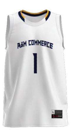 Cover Image For Youth Basketball Jersey