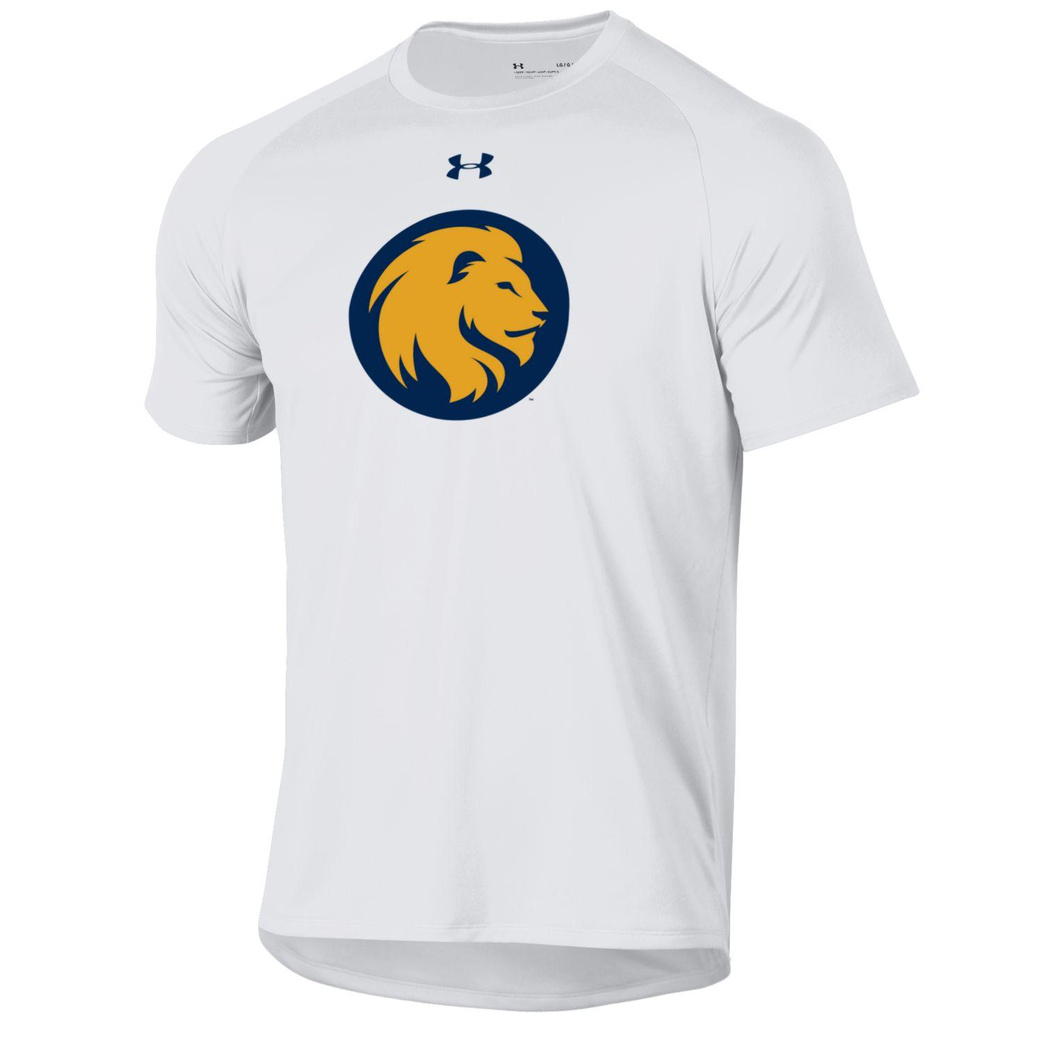 Cover Image For UA White Tech Tee