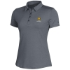Image for UA Ladies Zinger Heather Polo