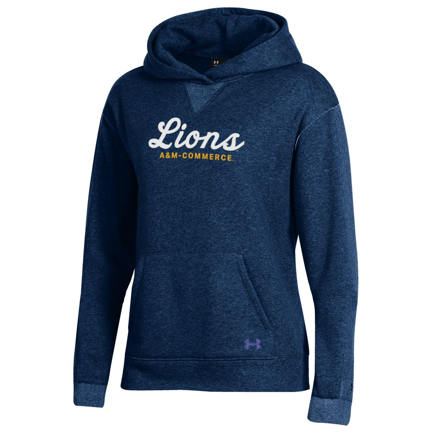 Image For UA Ladies All Day Fleece Hoodie