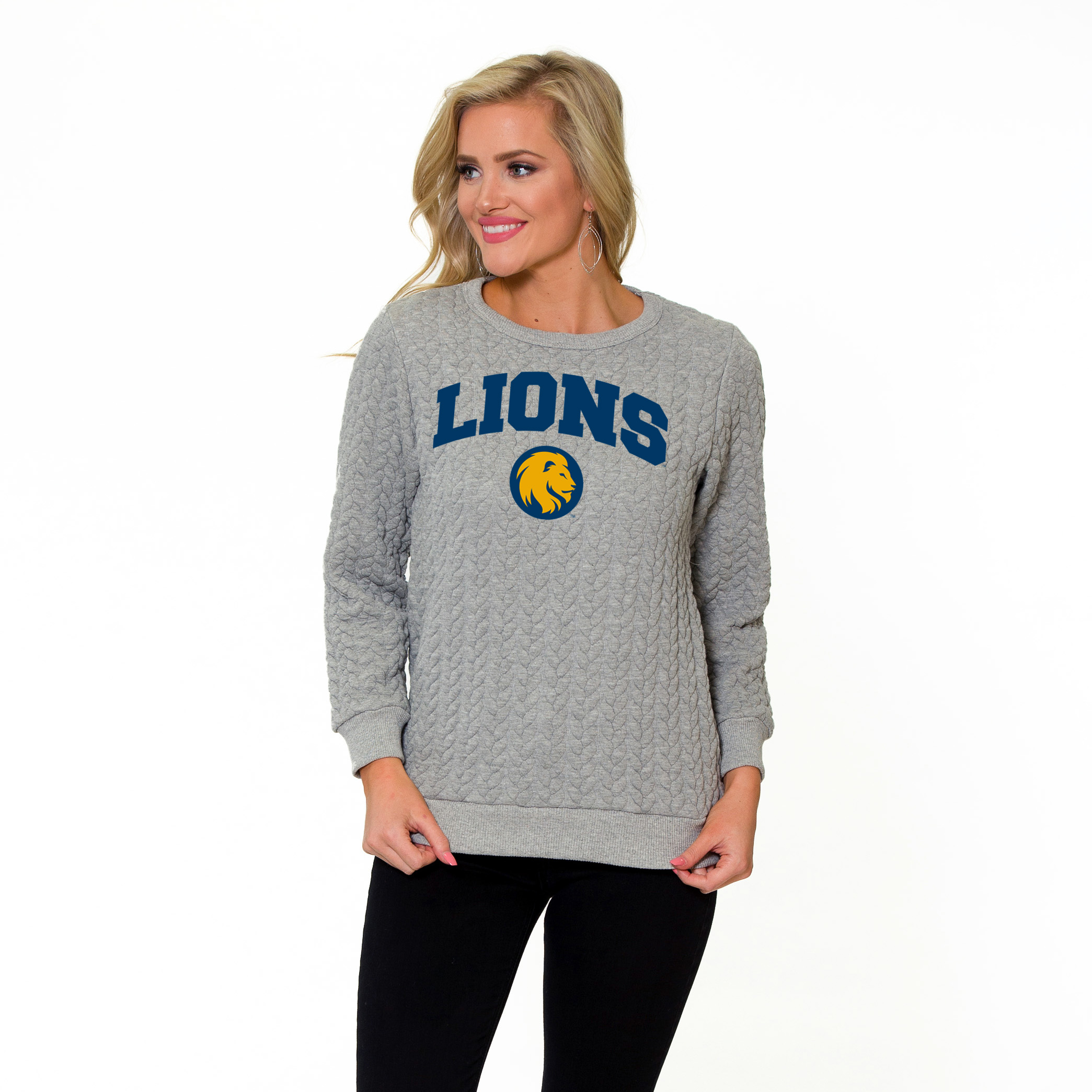 Image For Flying Colors Terry Sweatshirt