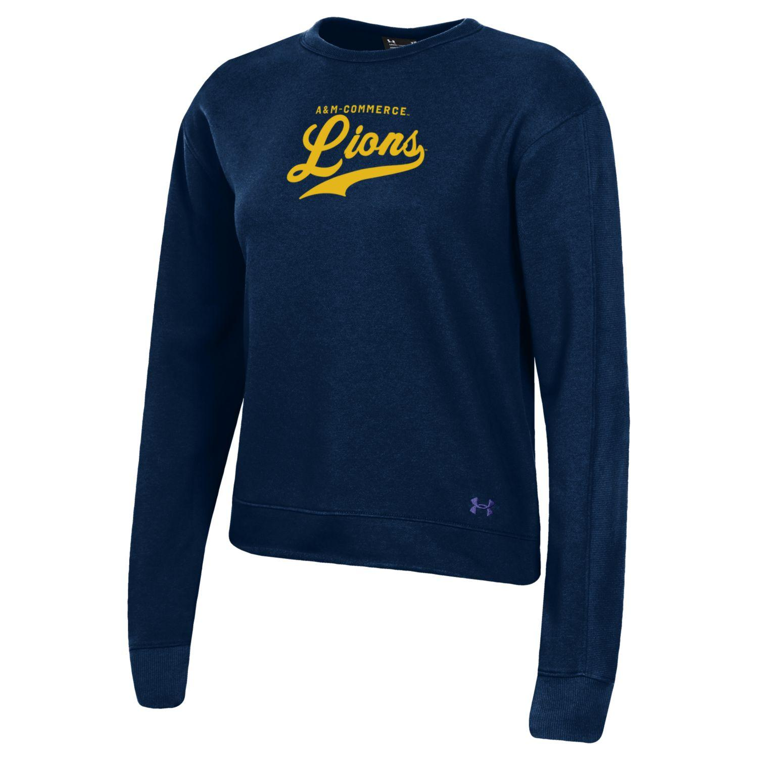 Image For UA Ladies Crew Sweatshirt