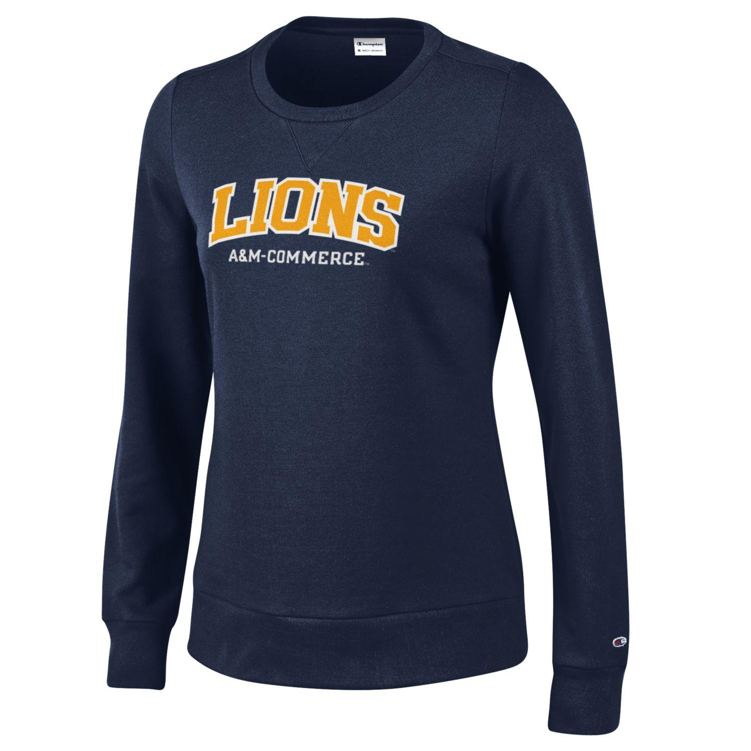 Image For Women's Champion Fleece Crew