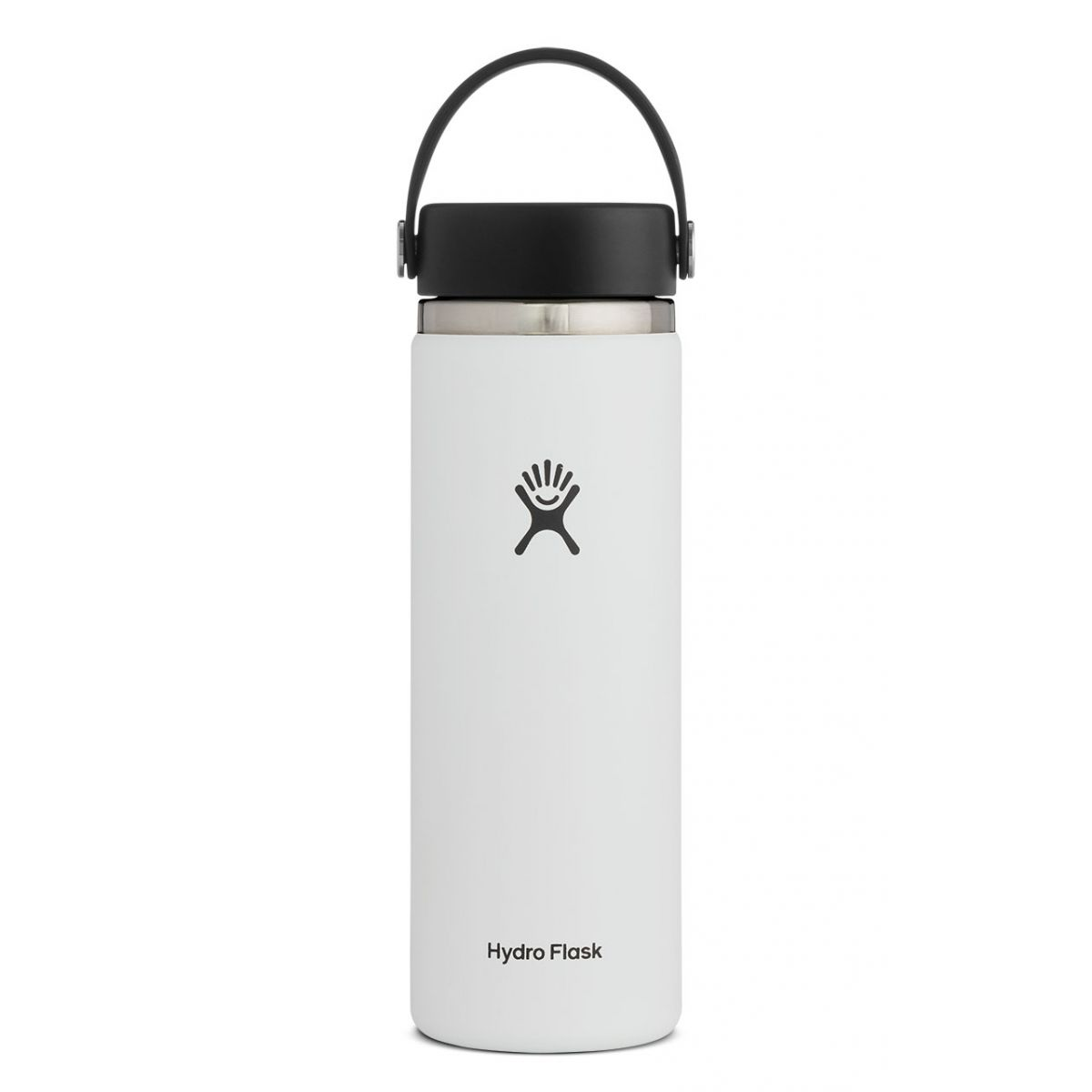 Image For HYDRO FLASK 20 OZ WIDE MOUTH FLEX SIP LID WHITE