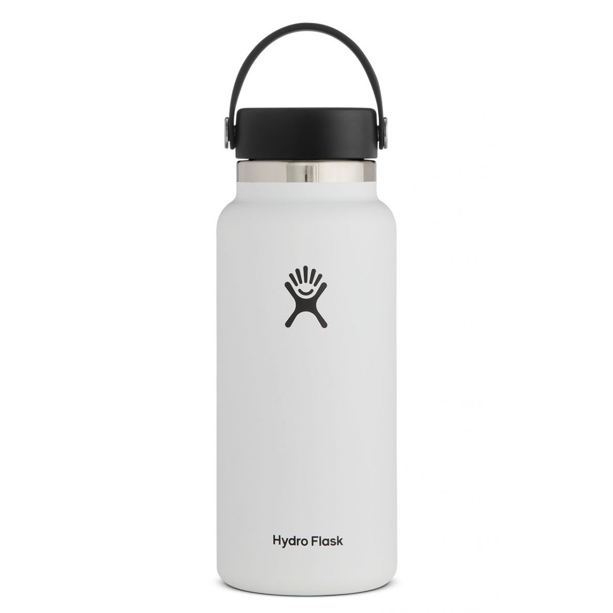 Image For HYDRO FLASK 32 OZ WIDE MOUTH WHITE