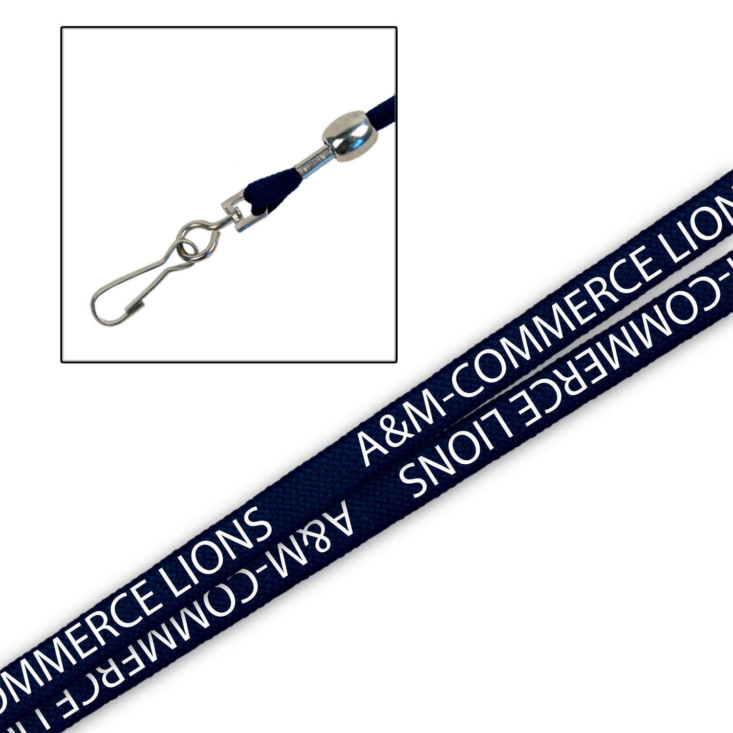 Image For LANYARD NAVY