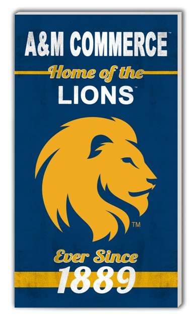Image For Home of Lions Sign