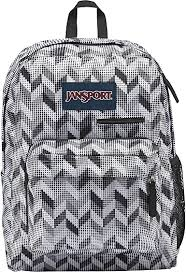 Image For BACKPACK-DIGITAL STUDENT-BLACK CHECKER