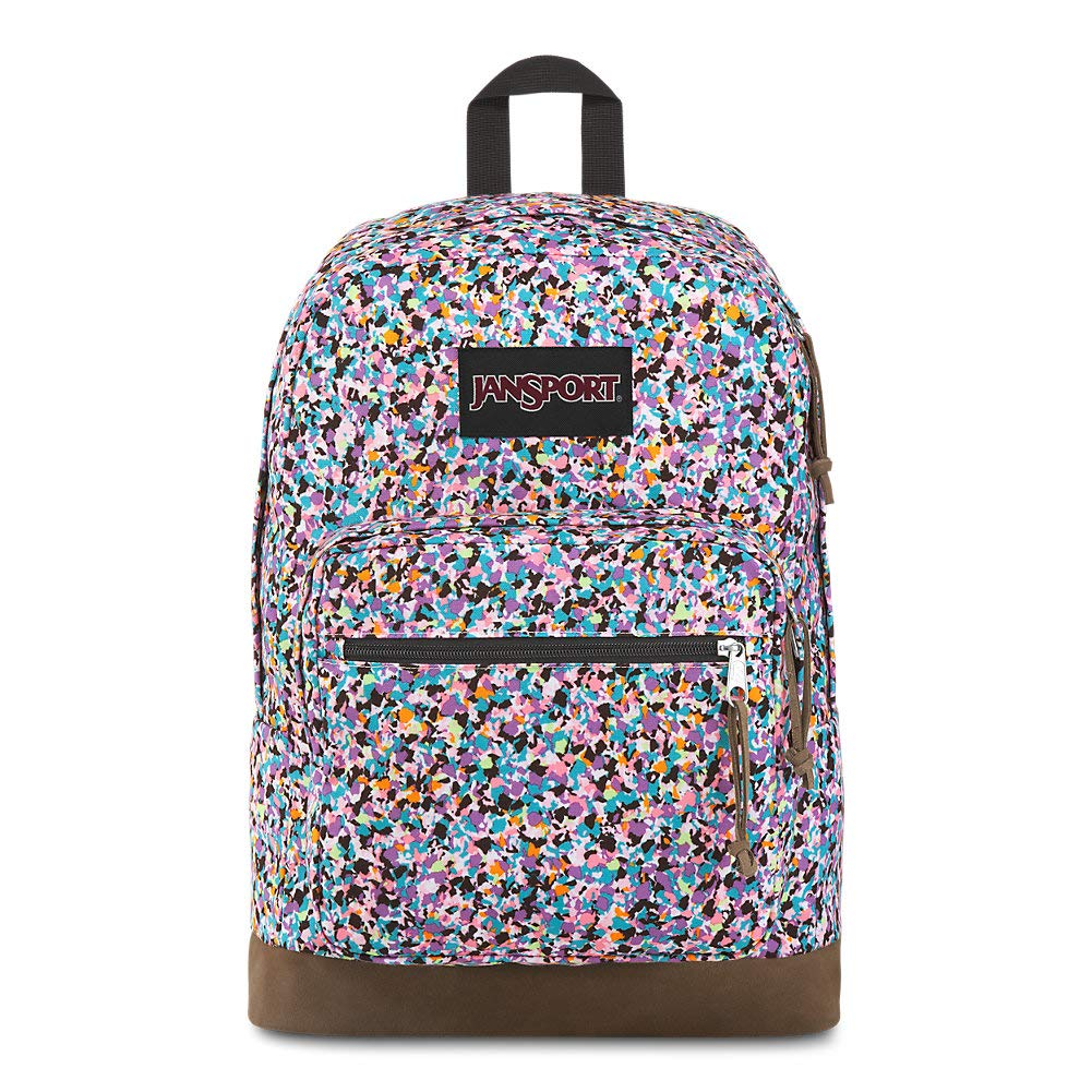 Image For BACKPACK-JANSPORT-COLORFUL PRINT