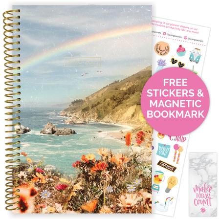 Image For BLOOM PLANNER AY20-21 RAINBOW COAST