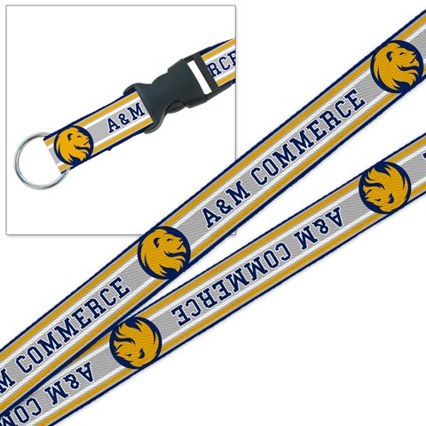 Image For Sublimated Lanyard