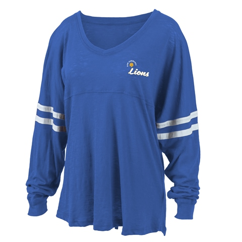 Image For Long Sleeve Pom Pom Jersey