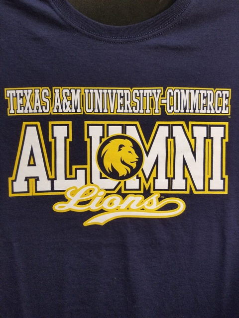 Image For Alumni TAMUC Tee