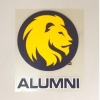 Image for Alumni Lion Decal